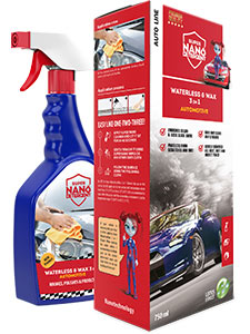 box AUTO WaterLess Wash Kitvv21