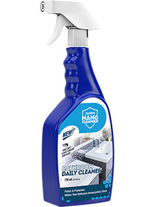 bathroom daily cleaner